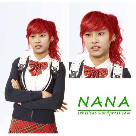 CHA NANA